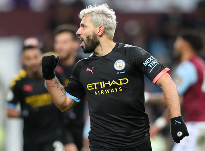 Aston Villa x Manchester City - Premier League 2019/2020