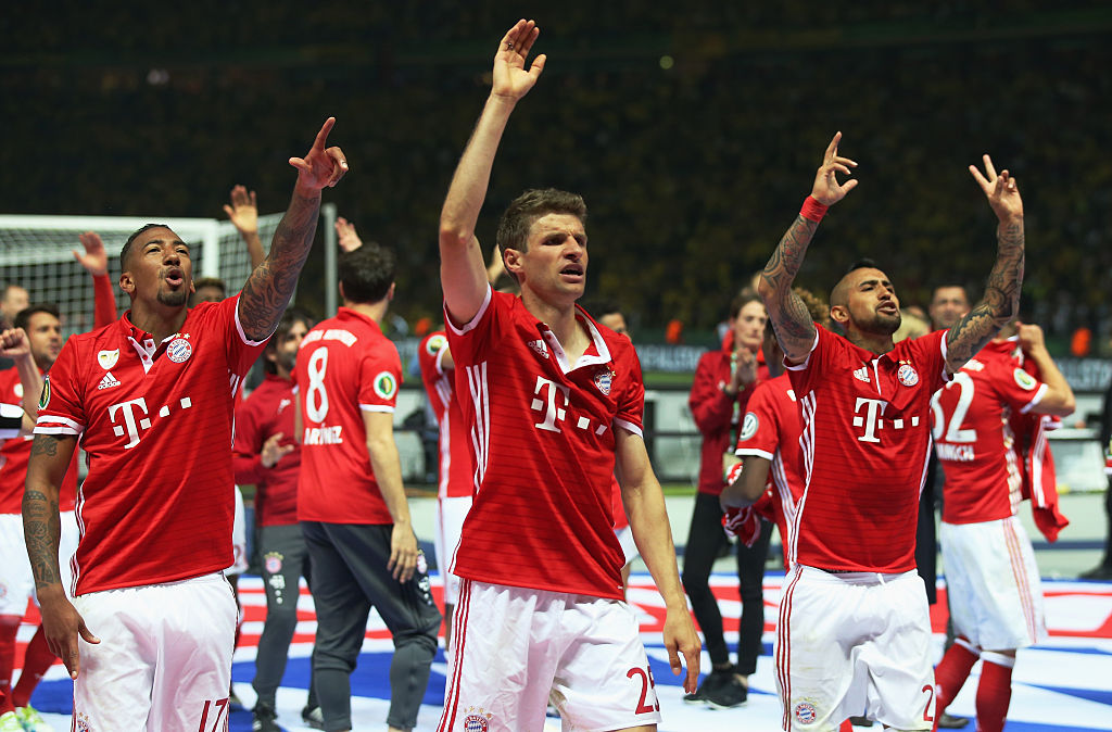 Dfb Pokal 201516 Fussballzzde