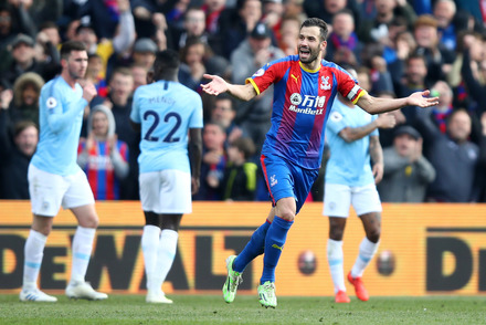 Crystal Palace x Manchester City - Premier League 2018/2019 - Campeonato Jornada 34